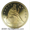 Additional Certified Coins: , 1869 S$1, DC