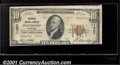 National Bank Notes:Maryland, National Central Bank of Baltimore, MD, Charter #11207. 1929 $1...
