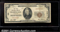 National Bank Notes:Maryland, First National Bank of Cumberland, MD, Charter #381. 1929 $20 T...