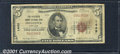 National Bank Notes:Maryland, Frederick County National Bank of Frederick, MD, Charter #1449....