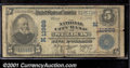 National Bank Notes:Missouri, National City Bank of St. Louis, MO, Charter #11989. 1902 $5 Th...