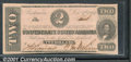 Confederate Notes:1862 Issues, 1862 $2 Judah P. Benjamin, T-54, CU. This note is from a small ...