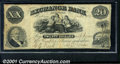 Obsoletes By State:Arkansas, 1862 $20 Exchange Bank, Helena, AR, Fine. You may bid on this l...