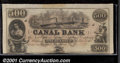 Obsoletes By State:Louisiana, $500 Canal Bank, New Orleans, LA, CU. You may bid on this lot u...