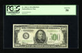 Small Size:Federal Reserve Notes, Fr. 2201-G $500 1934 Federal Reserve Note. PCGS About New 50.. A lone centerfold prevents this solidly margined piece from r...