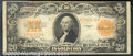 Large Size Gold Certificates:Large Size, 1922 $20 Gold Certificate, Fr-1187, VF. An attractive note with...