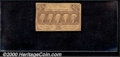 Fractional Currency: , 1862-1863 25c First Issue, Jefferson, Fr-1281, VG-Fine. You may...