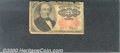 Fractional Currency: , 1874-1876, 25c Fifth Issue, Walker, Fr-1309, Good. Heavily soi...