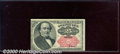 Fractional Currency: , 1874-1876, 25c Fifth Issue, Walker, Fr-1309, F-VF. Close lower ...