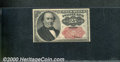 Fractional Currency: , 1874-1876, 25c Fifth Issue, Walker, Fr-1309, CU. Short lower ma...
