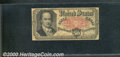 Fractional Currency: , 1874-1876, 50c Fifth Issue, Crawford, Fr-1381, VG-Fine. Heavily...