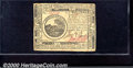Colonial Notes:Continental Congress Issues, May 9, 1776, $6, Continental Congress Issue, CC-36, VF. You may...