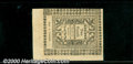 Colonial Notes:Rhode Island, May, 1786, 40s, Rhode Island, RI-300, AU. A note that is fully ...