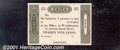 Obsoletes By State:Ohio, 25 Cents, Pay to Bearer, Worthington, OH, AU. Detailed engravin...
