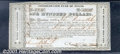 Miscellaneous:Republic of Texas Notes, $100, Consolidated Fund of Texas, Austin, 1/10/1840, XF. The or...