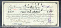 Miscellaneous:Checks, 1907 $5 Clearing House Certificate, San Francisco, CA, XF-AU, P...