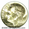 Additional Certified Coins: , 1950-S 10C
