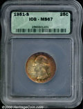 Additional Certified Coins: , 1951-S 25C