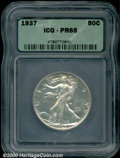 Additional Certified Coins: , 1937 50C