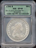 Additional Certified Coins: , 1799/8 S$1