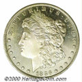 1886-O $1 Dollar MS 64 Deep Mirror Prooflike SEGS. This coin was previously offered as lot 6273 in our 2000 FUN Signatur...