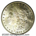 Additional Certified Coins: , 1892-CC S$1