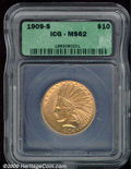 Additional Certified Coins: , 1909-S $10