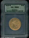Additional Certified Coins: , 1910-S $10