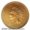 Proof Indian Cents: , 1882 1C, RD