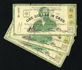 Obsoletes By State:Ohio, Fostoria, OH- Fostoria Industrial Corporation $1 Jan. 1, 1936 ThreExamples. These interesting items were designed to spur l...(Total: 3 notes)