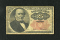 Fractional Currency:Fifth Issue, Fr. 1308 25c Fifth Issue Very Good. This note is well circulated,but the edges are above average for the grade....
