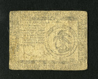 Continental Currency November 29, 1775 $3 Very Good. The edges are nice for the grade