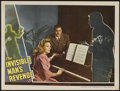 """Movie Posters:Horror, The Invisible Man's Revenge (Universal, 1944). Lobby Card (11"""" X 14""""). Horror...."""