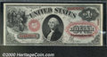 Large Size:Legal Tender Notes, 1875 $1 Legal Tender Note, Fr-26, Choice CU. The bold color...