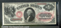 Large Size:Legal Tender Notes, 1875 $1 Legal Tender Note, Fr-26, Choice CU. The beautiful ...