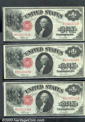Large Size:Legal Tender Notes, Multiple Coin Lot...