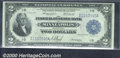 1918 $2 Federal Reserve Bank Note (Minneapolis), Fr-772, Choice CU. A fine example of this scarcer district, being reaso...
