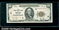 Small Size:Federal Reserve Bank Notes, 1929 $100 Federal Reserve Bank Note (New York), Fr-1890-B, AU. ...