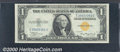 Small Size:World War II Emergency Notes, 1935-A $1 Silver Certificate (Yellow Seal, North Africa), Fr-23...