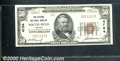 Citizens National Bank of South Bend, IN, Charter #4764. 1929 $50 Type One, Fr-1803-1, XF. This crisp, well centered not...