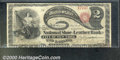 National Shoe & Leather Bank of the City of New York, NY, Charter #917. Original Series $2 First Charter Lazy Deuce...