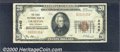 National Bank Notes:West Virginia, First National Bank of Grafton, WV, Charter #2445. 1929 $20 Typ...