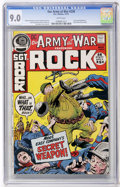 Bronze Age (1970-1979):War, Our Army at War #238 (DC, 1971) CGC VF/NM 9.0 White pages....