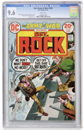 Bronze Age (1970-1979):War, Our Army at War #259 (DC, 1973) CGC NM+ 9.6 White pages....
