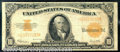Large Size Gold Certificates:Large Size, 1922 $10 Gold Certificate, Fr-1173, Fine. ...