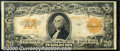 Large Size Gold Certificates:Large Size, 1922 $20 Gold Certificate, Fr-1187, Fine+. ...