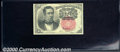 Fractional Currency: , 1874 to 1876, 10c Fifth Issue, Meredith, Fr-1265, XF. Some wri...