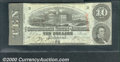 Confederate Notes:1863 Issues, 1863 $10 State Capitol at Columbia, SC; R.M.T. Hunter, T-59, XF...