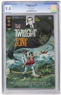 Bronze Age (1970-1979):Horror, Twilight Zone #32 File Copy (Gold Key, 1970) CGC NM 9.4 Off-whitepages....
