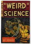 Golden Age (1938-1955):Science Fiction, Weird Science #19 (EC, 1953) Condition: FN/VF....